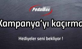 PedalBox Kampanyası