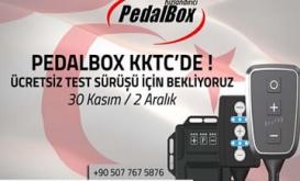 PedalBox KKTC'de