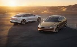 Elektrikli Lüks Sedan Lucid Air, Tesla'ya Rakip Geliyor!